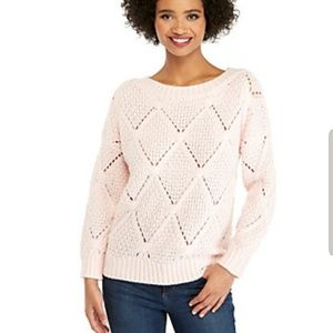 Like New Soft Pink Limited Sweater